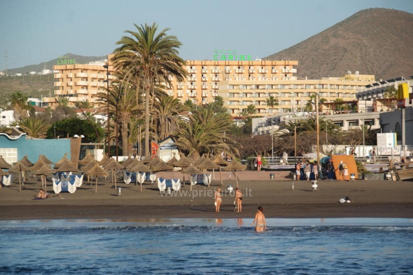 Apartamenti Caribe in dienvidu Tenerife - 1
