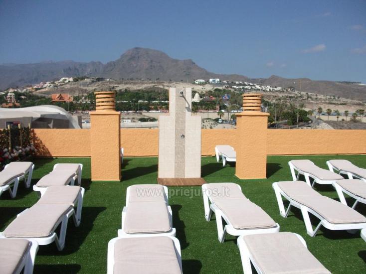 Apartamenti Caribe in dienvidu Tenerife - 3
