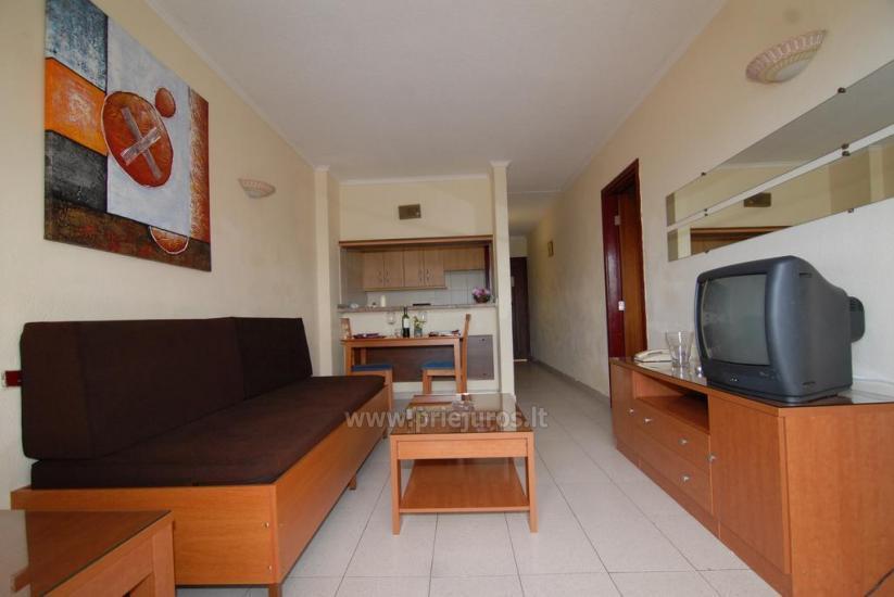 Apartamenti Caribe in dienvidu Tenerife - 6
