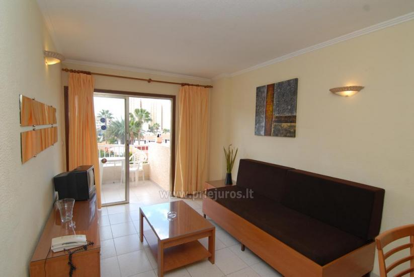 Apartamenti Caribe in dienvidu Tenerife - 7