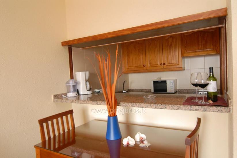 Apartamenti Caribe in dienvidu Tenerife - 9