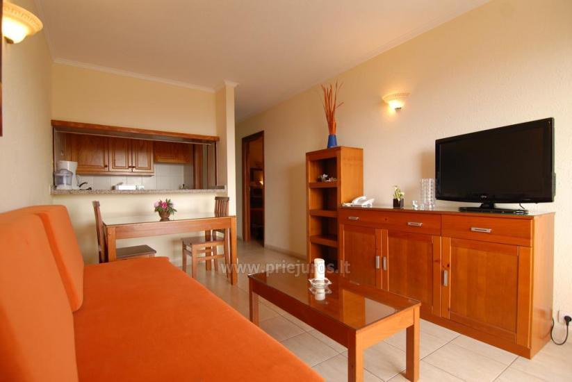 Apartamentai Caribe pietų Tenerifėje - 11