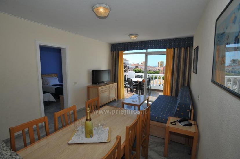 Apartamentų kompleksas Marola-Portosin Tenerifės salos pietuose - 3