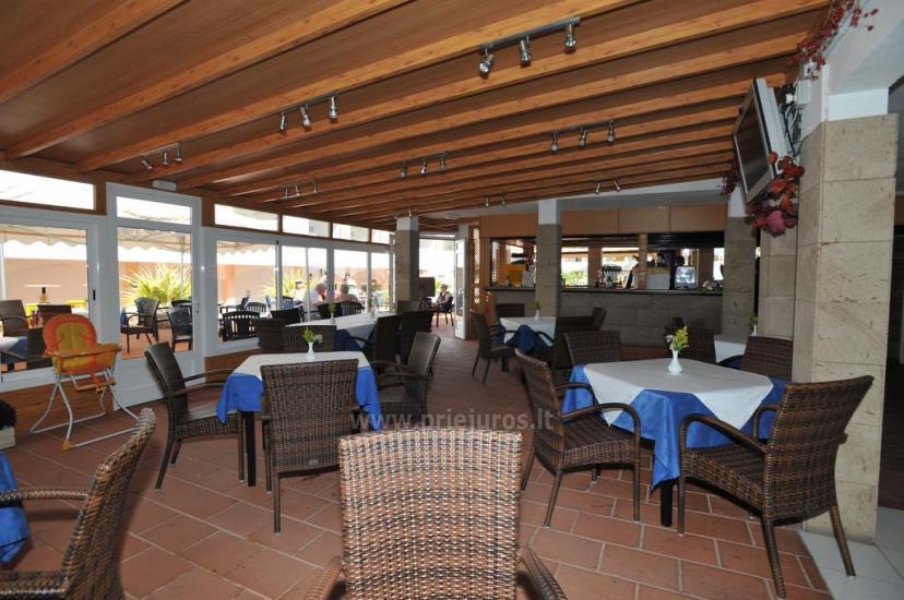 Apartamentų kompleksas Marola-Portosin Tenerifės salos pietuose - 4