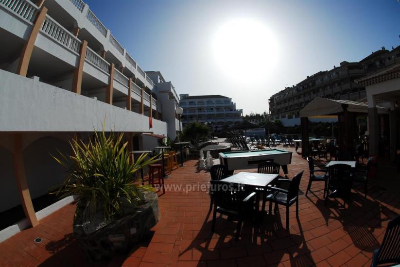 Apartamentų kompleksas Marola-Portosin Tenerifės salos pietuose - 6