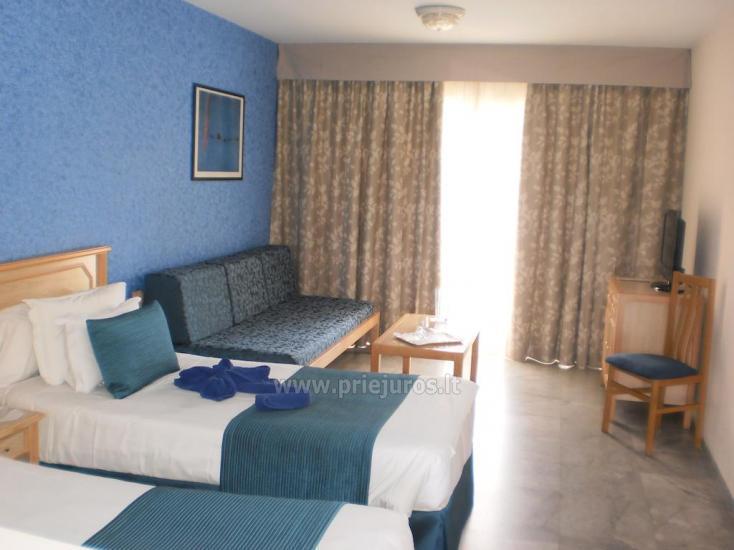 Apartamentų kompleksas Marola-Portosin Tenerifės salos pietuose - 7