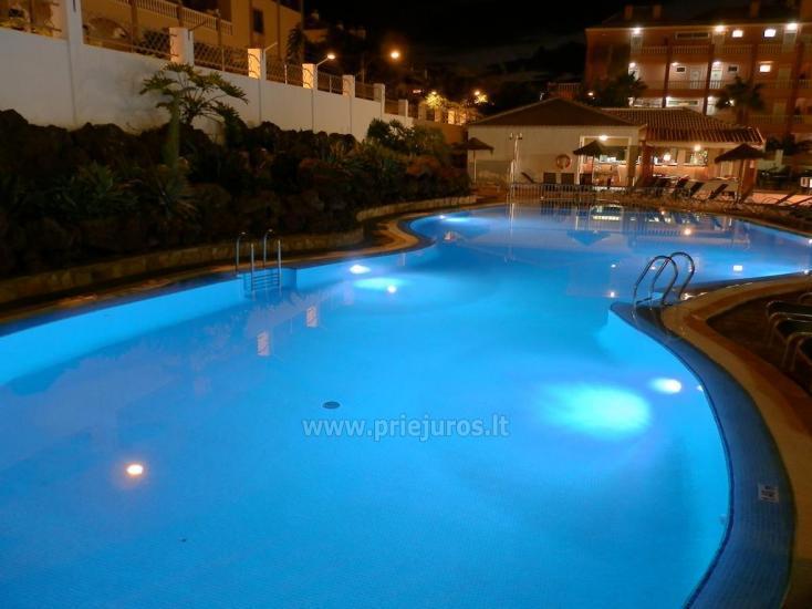 Apartamentų kompleksas Marola-Portosin Tenerifės salos pietuose - 8