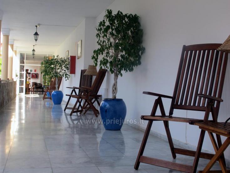 Apartamentų kompleksas Marola-Portosin Tenerifės salos pietuose - 9
