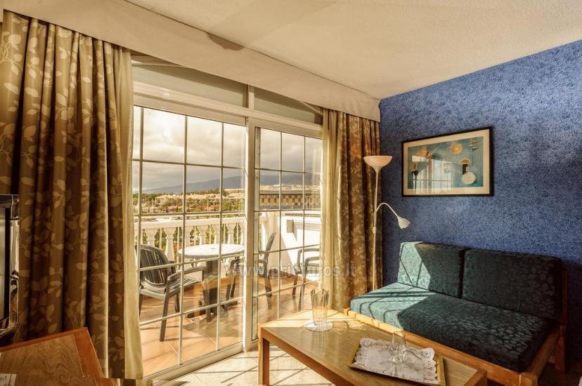 Apartamentų kompleksas Marola-Portosin Tenerifės salos pietuose - 10