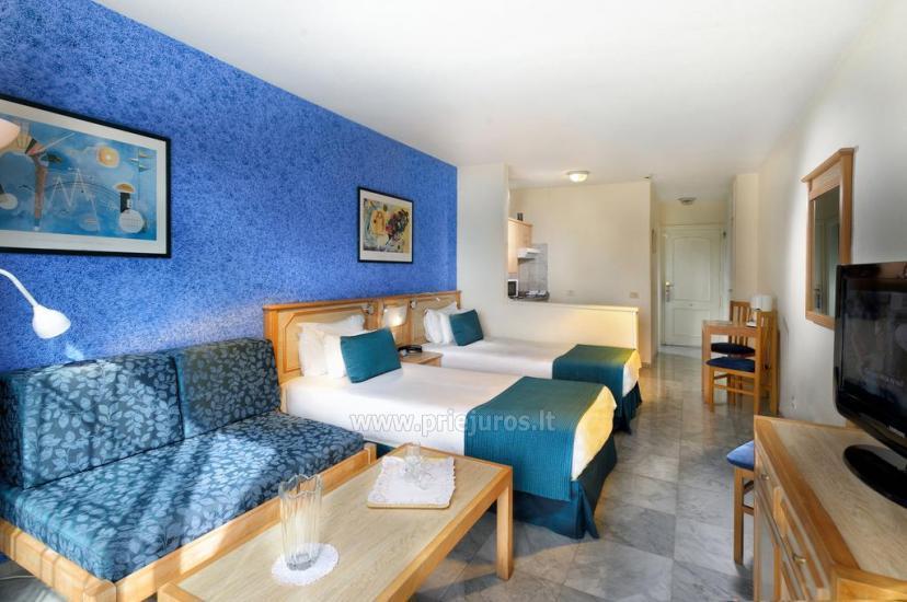 Apartamentų kompleksas Marola-Portosin Tenerifės salos pietuose - 11