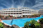 The apartment complex Marola-Portosin outh of Tenerife