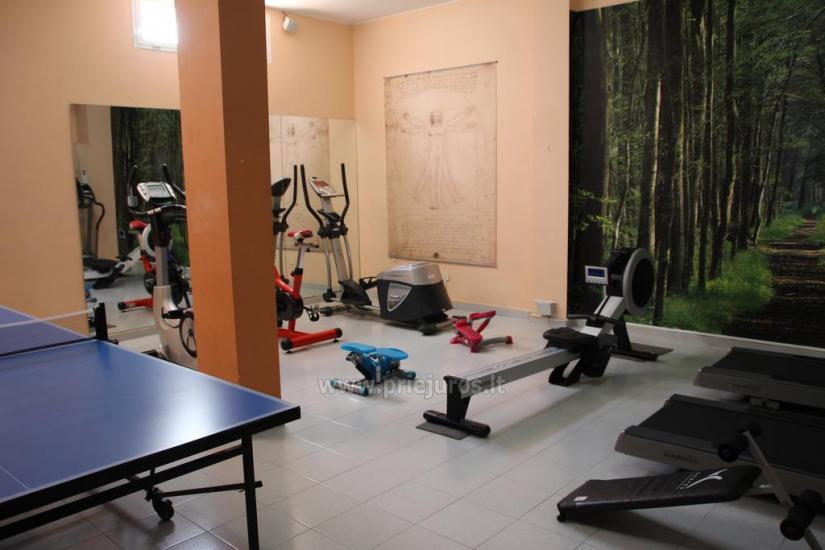 Šiuolaikiški apartamentai Marola Park - 11