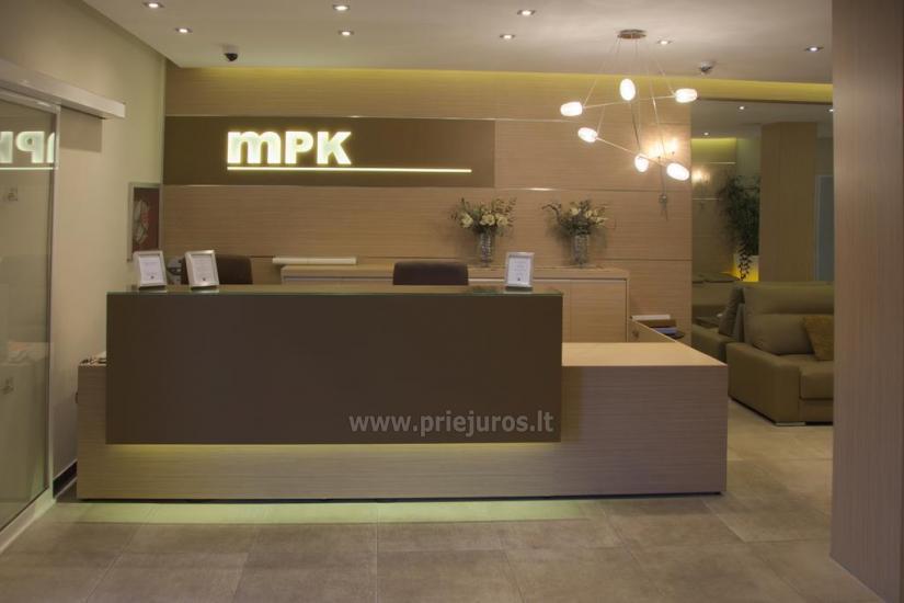 Šiuolaikiški apartamentai Marola Park - 3