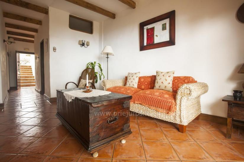 Kaimiško Kanarų stiliaus apartamentai Eco Finca Vista Bonita - 10