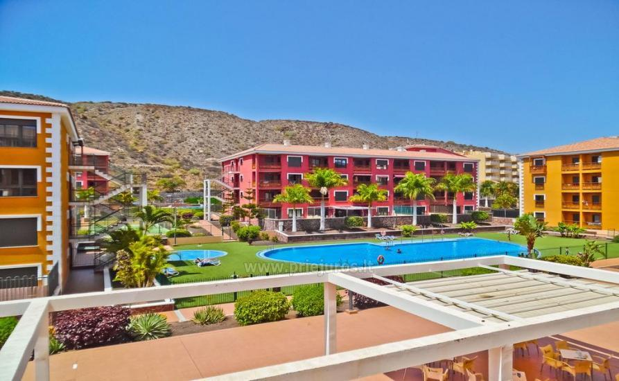 El Mocan Palm Mar apartments in South Tenerife - 3
