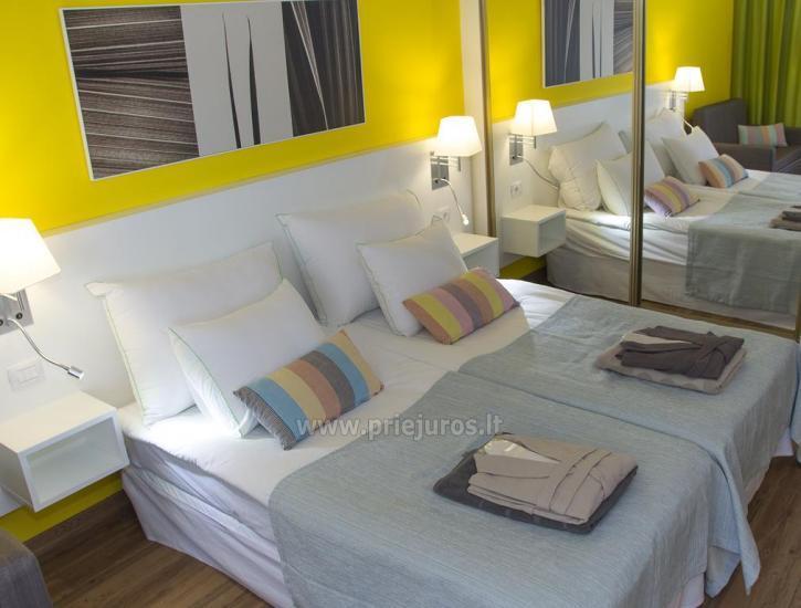Studijas tipa dzīvokļi Primecomfort California - 12