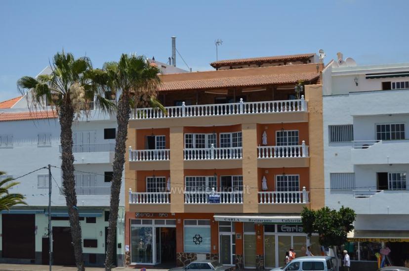 Apartamentai Carla Tenerifėje - 1