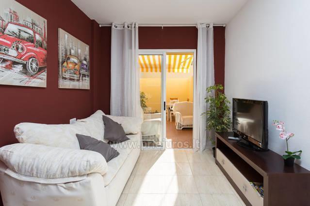 """""""Apartment Tenerife Sur"""" apartamentai pietinėje Tenerifėje"""