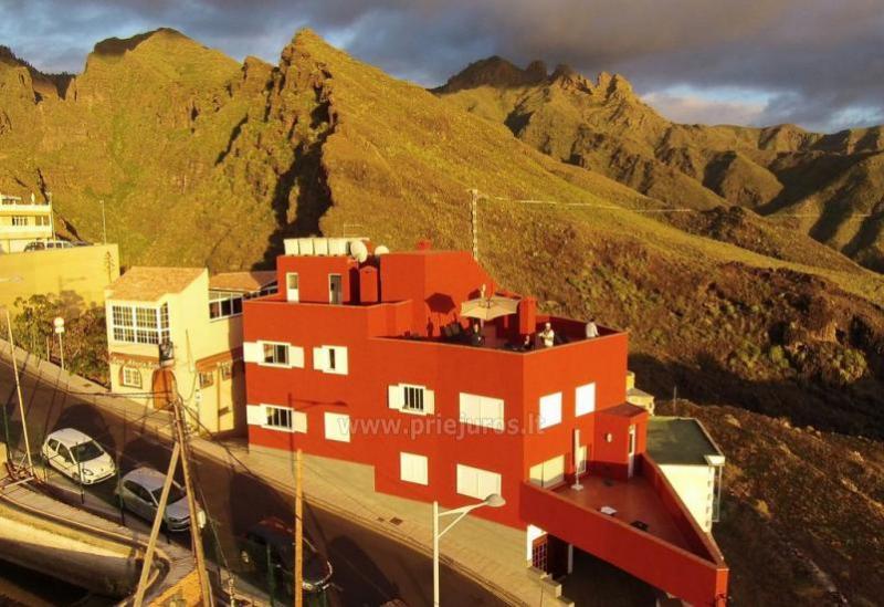 Apartamentos Barranco del Infierno apartamentai Adechės mieste