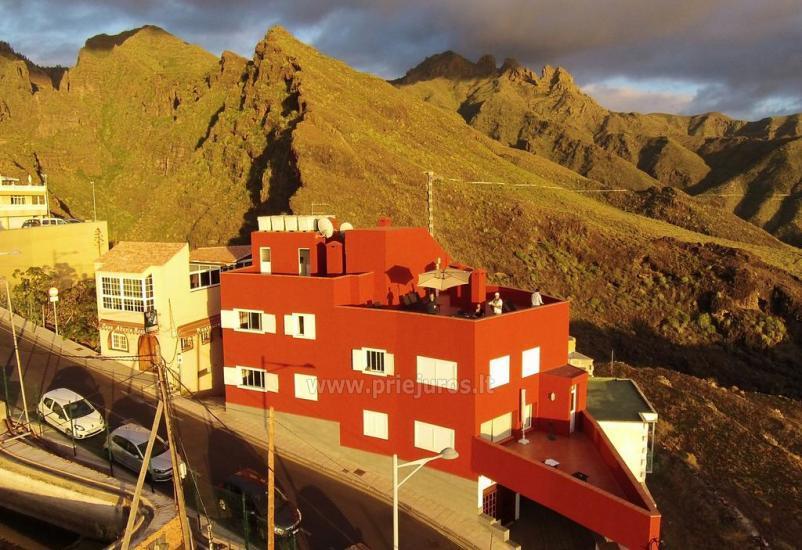 Apartamentos Barranco del Infierno apartamentai Adechės mieste - 1