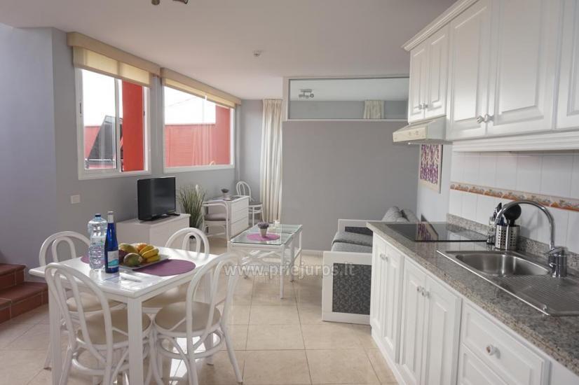 Apartamentos Barranco del Infierno apartamentai Adechės mieste - 7