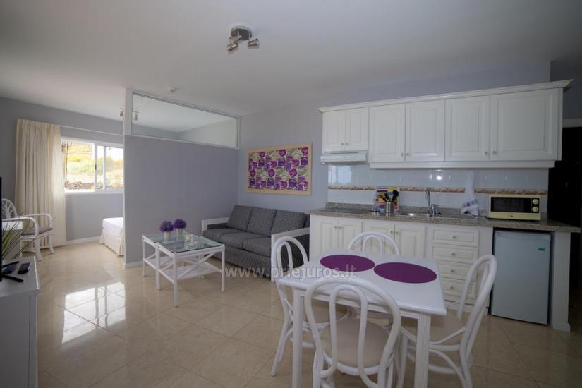 Apartamentos Barranco del Infierno apartamentai Adechės mieste - 9