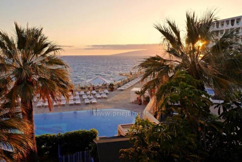 Apartamentų kompleksas Perla Gris su nuostabiu vaizdu į vandenyną