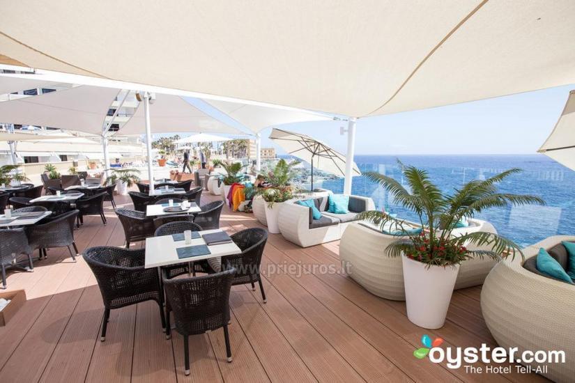 Apartamentų kompleksas Perla Gris su nuostabiu vaizdu į vandenyną - 6