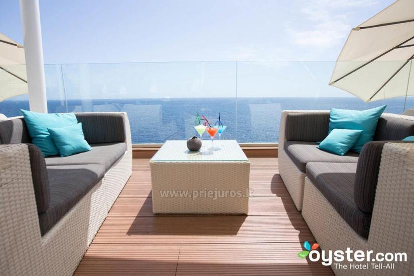 Apartamentų kompleksas Perla Gris su nuostabiu vaizdu į vandenyną - 7