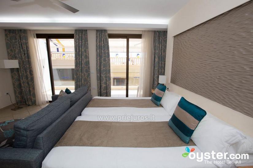 Apartamentų kompleksas Perla Gris su nuostabiu vaizdu į vandenyną - 11