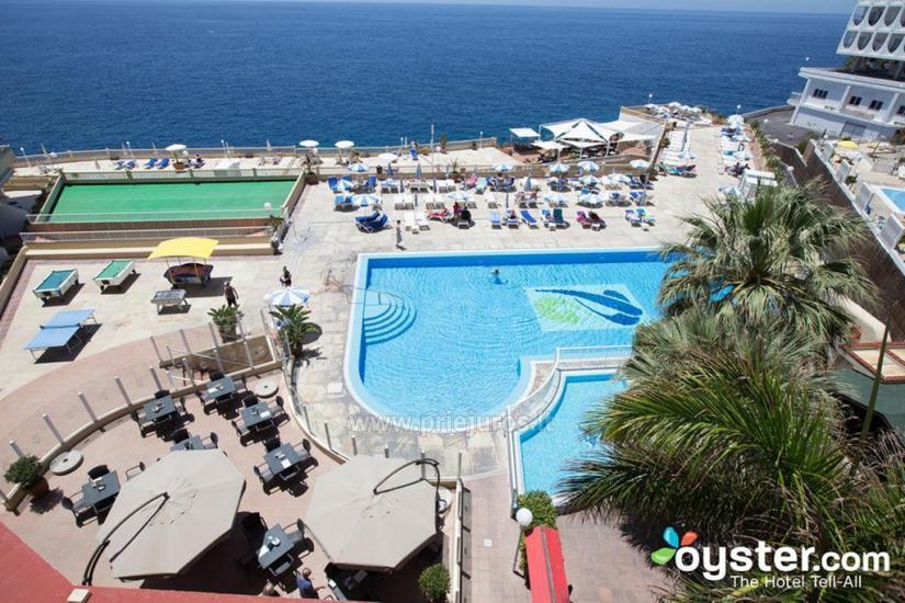 Apartamentų kompleksas Perla Gris su nuostabiu vaizdu į vandenyną - 2
