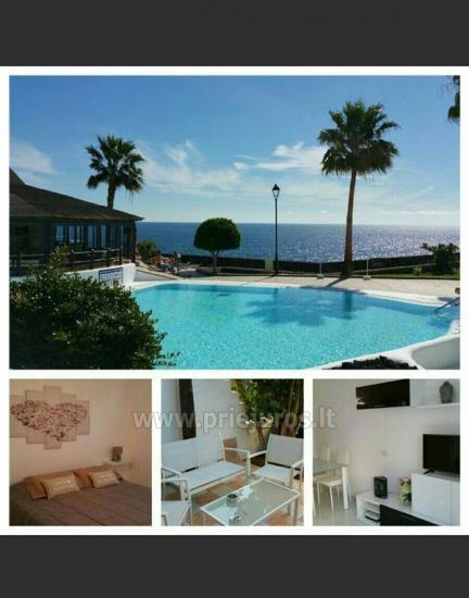Rocas Del Mar - Costa del Silencio apartamentų komplekas - 2