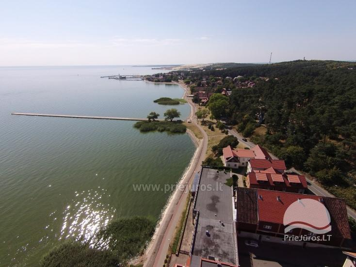Newly renovated two rooms aprtment with large terrace in the center of Nida - 27
