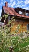 Medinių namelių nuoma: Atostogos be makiažo... - 15