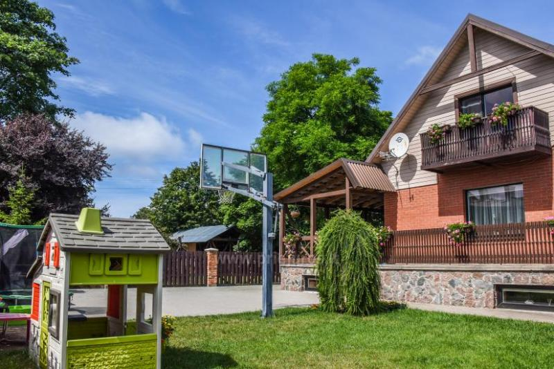 Apartments, rooms and holiday cottages in Palanga