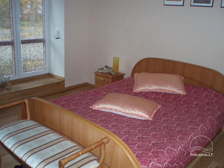 60 sq.m. apartment on the first floor with terrace, separate entrance - 10