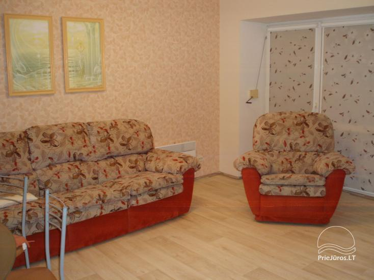 60 sq.m. apartment on the first floor with terrace, separate entrance - 3