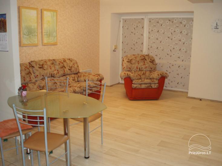 60 sq.m. apartment on the first floor with terrace, separate entrance - 2