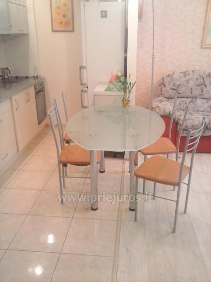 60 sq.m. apartment on the first floor with terrace, separate entrance - 5