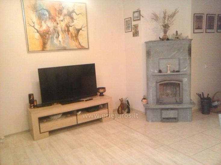 60 sq.m. apartment on the first floor with terrace, separate entrance - 8