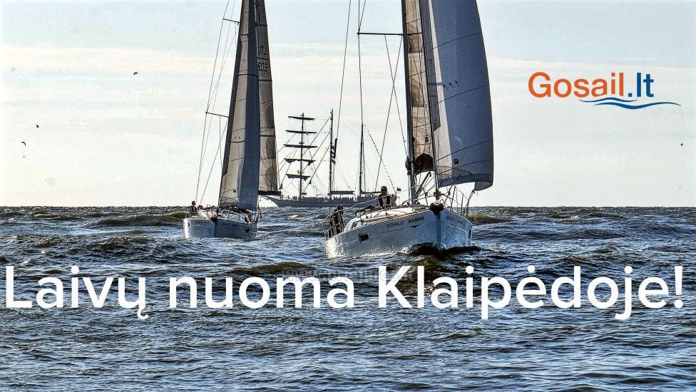 www.Gosail.lt - jachtų nuoma - 1