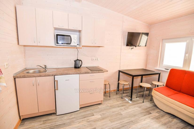 Neue Holzhäuser mit allen Annehmlichkeiten - 3