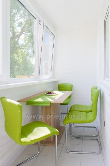 Cosy, modernly equipped 1 rooms apartment for rent in Sventoji - 8