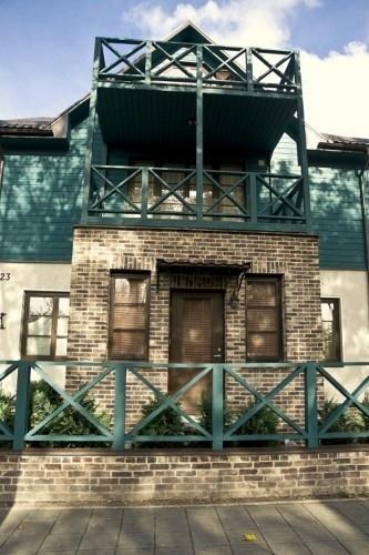 Jaukūs svečių namai Ronžės 23. Privatus kiemas, pavėsinė - 2