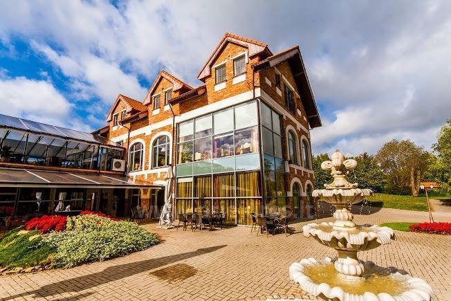 RADAILIU DVARAS - park of dinosaurs - apartment - restaurant- banquets - weddings near Klaipeda - hotel - restaurant - saunas. 7km from Klaipeda