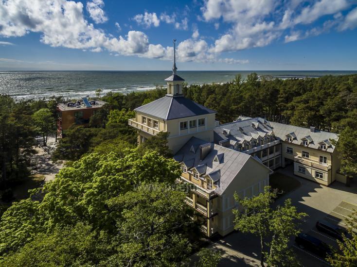 Royal Tower Apartments – išskirtiniai apartamentai ypatingiem svečiam ant pat Baltijos jūros kranto! - 9