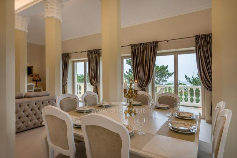 Royal Tower Apartments – išskirtiniai apartamentai ypatingiem svečiam ant pat Baltijos jūros kranto!