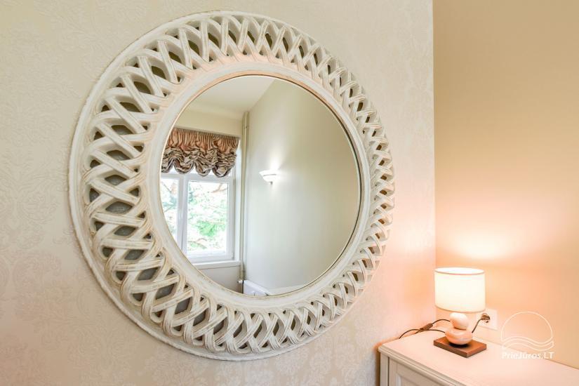 Royal Tower Apartments – išskirtiniai apartamentai ypatingiem svečiam ant pat Baltijos jūros kranto! - 12