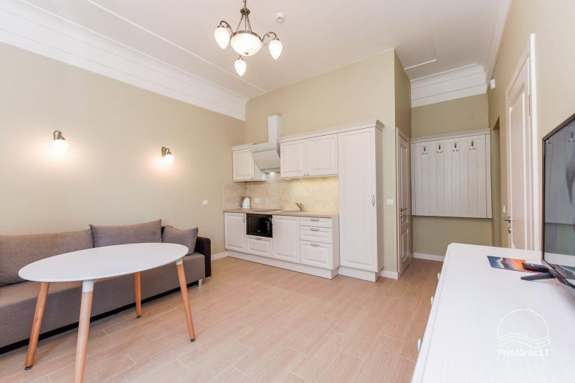 Royal Tower Apartments – išskirtiniai apartamentai ypatingiem svečiam ant pat Baltijos jūros kranto! - 14