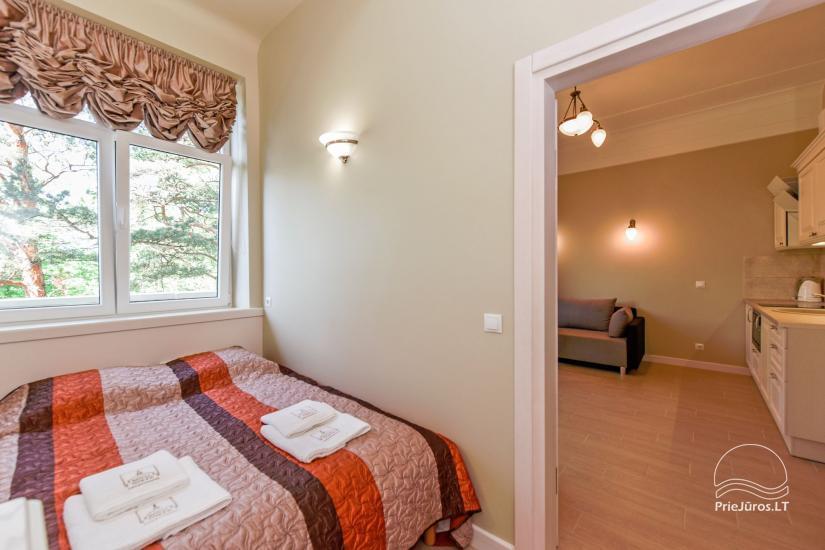 Royal Tower Apartments – išskirtiniai apartamentai ypatingiem svečiam ant pat Baltijos jūros kranto! - 17